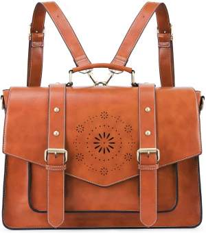 Ecosusi Convertible Backpack for Women
