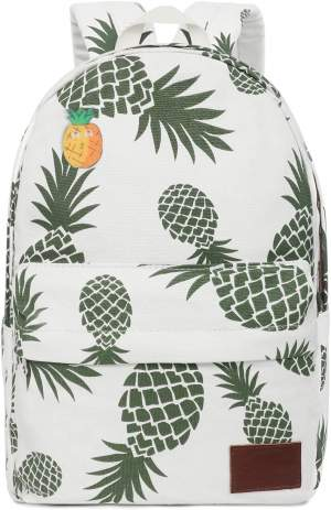 FitMyFavo Multi-Pocket Daypack for Teens