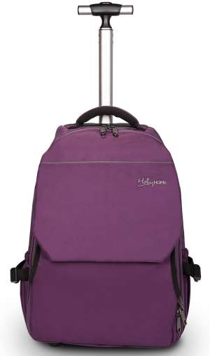 Hollyhome Wheeled Rolling Backpack