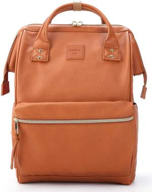 Kah&Kee Leather Backpack for Women
