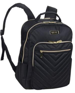 Kenneth Cole Reaction – Quilted Laptop Backpack
