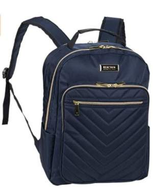 Quilted Fashionable Backpack by Kenneth Cole Reactions