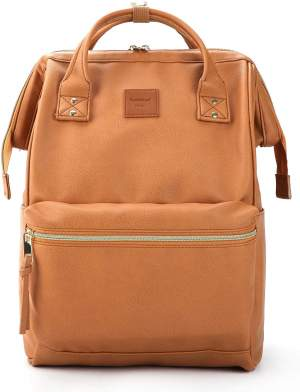 The Kah&Kee Leather Diaper Bag