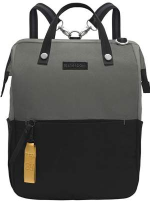 The Sherpani Essential Backpack with Laptop Sleeve